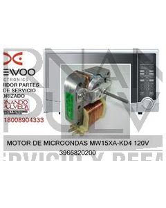 MOTOR DE MICROONDAS DAEWOO