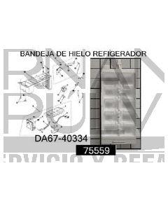 BANDEJA DE HIELOS SAMSUNG