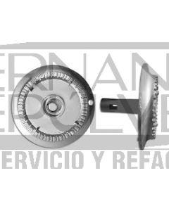 QUEMADOR ECLIPSE PROTEO SIN TAPA CLAVE 6013