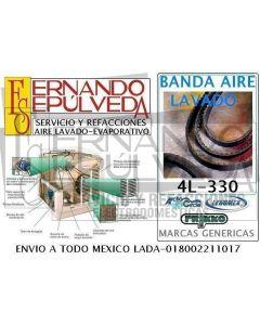 Banda 4L-330 sirve A-31 clave 52023