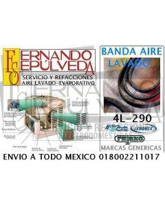 Banda A-24 clave 52089