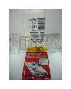 Bolsa filtro standar 10, 12, 14 gal. clave 44015