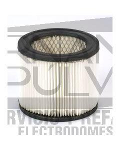 Filtro alta eficiencia aspiradora Shop Vac 9030700 clave 44023