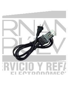 Cable de baquelita original para cafetera Ecko ekca008 clave 39009