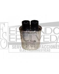 Capacitor para microondas 80 mf 20 a clave 10222