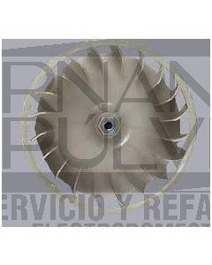 Turbina impeller secadora Amana 56000 clave 62011