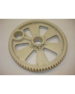 Engrane corona de plastico para lavadora Cinsa clave 15158