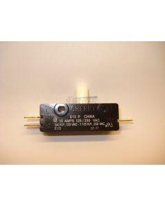 Apagador de puerta de secadora amana (53-0148) clave 68080