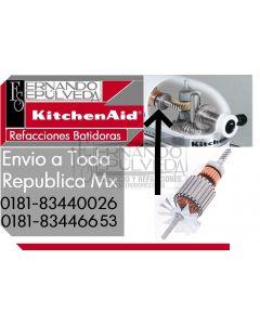 Armadura para batidora Kitchen Aid w10315777 clave 28524