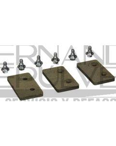 Balata kit lavadora Amana r0000014 clave 70115