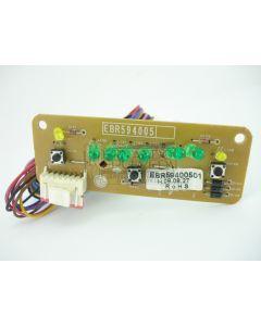Tarjeta 5 focos refrigerador LG (EBR59400501) clave 46883