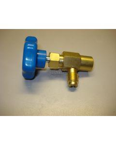Adaptador o cople para manguera gas R134 clave 47750