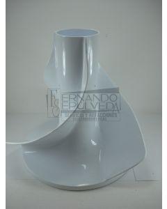 Agitador blanco para lavadora Acros (90310203) clave 11101