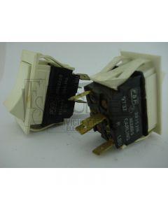 Apagador de presion 4 terminales para lavadora Acros clave 11102