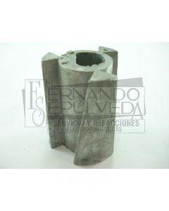 Block para lavadora redonda de rodillos easy 1 tina clave 26298