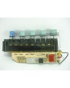 Apagador 6 velocidades interruptor con modulo blanco