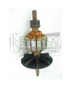 Armadura licuadora moulinex con flecha roscada