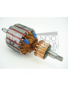 Armadura 120 volt reversible (lic. rev. inzitive)