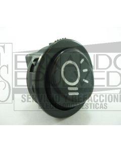 Apagador redondo negro estufa Mabe descontinuado clave 4803