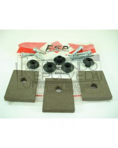 Balata para lavadora amana (r9900) clave 70010